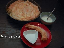Bulgarian Banitsa Recipe by WhatsToEast