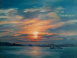 seascape by him560