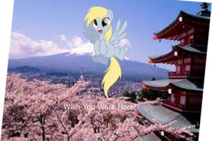 Wish you were here! V.1 by DeRpYhOoVvEs