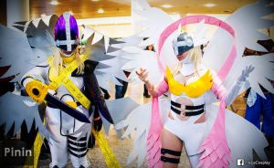Angels of Hope and Light by TreLeCosplay