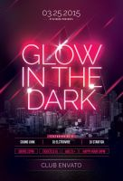 Glow In The Dark Flyer by styleWish