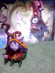 Lulu league of legends by astre90
