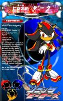 Shadow the Hedgehog by CaptRicoSakara