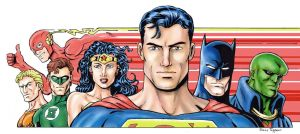 JLA by staino