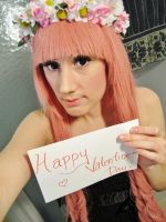 Just Be Friends - Happy Valentine's Day by Cherry-Blossom-Bliss