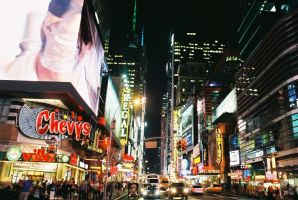 times square by kaelinicole