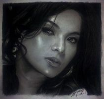 Angel Locsin - Finished by lycanmellow