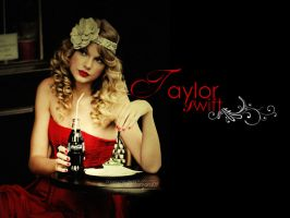 TAYLOR SWIFT-larger ver. by anaxcore