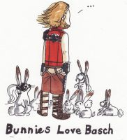 Bunnies Love Basch by babochka