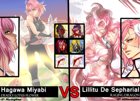 Bleach Kombat - Semi Final - Lotus VS Dragon by Lanokir