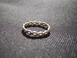 Double Helix Ring by kingtut98