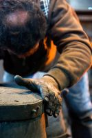 Bell making... by JohnDent