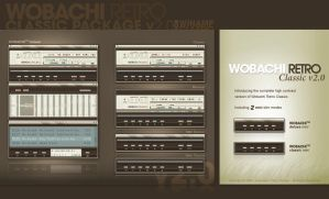 Wobachi Retro Classic v2.0 by blueslaad