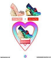 Irregular Choice concept by diamondmarine
