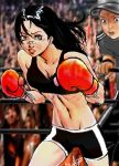 Boxing girl Remake by lowstrikes