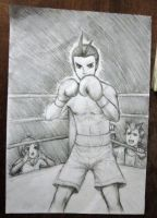 Boxing Pollo by Chips13