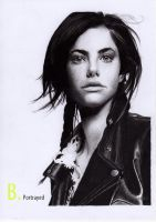 Kaya Scodelario by B-Portrayed