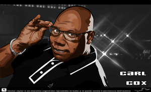Carl Cox by Enz90