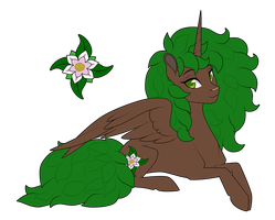 Earth Alicorn by Sugarcup91