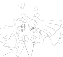 Panty and Stocking by AutofillName