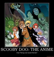 SCOOBY-DOO ANIME by Dirty-Minded