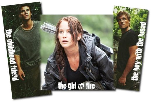 The Hunger Games by Lindsey-Cullen1