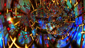 Abstract June 7 2011 by Zethara