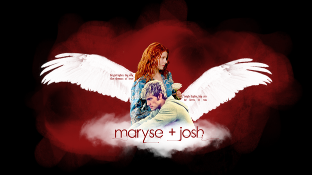 Maryse + Josh by BellsCullen95