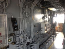 Blacktail visits the USS Iowa! Part 47 by BlacktailFA