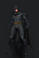 Injustice Gods Among Us - Batman [New 52] by IshikaHiruma
