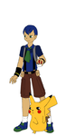Aaron From Vermillion City by coleroboman