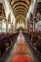 Lancaster Cathedral 1 by CharmingPhotography