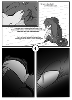 Wild Challenger Manga - Pg 1 by SiscoCentral1915