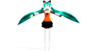 MMD - Let your voice be heard by Raburikuin-XD