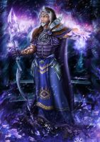Markuth, Lord of Iceland by Symerinart