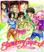 Strawberry Complex :O by angiechow