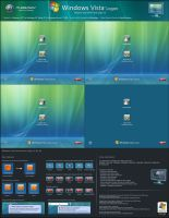 Windows Vista Small Frames v5 by mjamil85