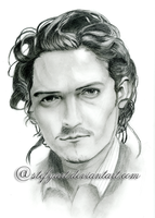 Orlando Bloom by stefyart