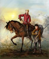 Merlin. by jen-and-kris