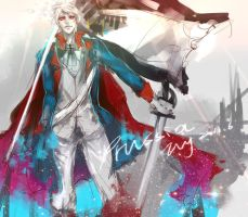 Prussia by lvy-sunflower