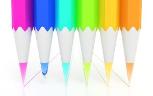 Chromatic pencils type 2 by k3-studio