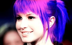 Hayley Purple Hair by taxicabofdoom