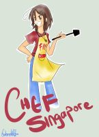 Chef Singapore by brewcha