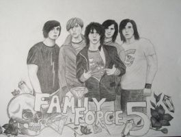 Family Force 5 by Marissa by FamilyForce5