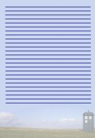 TARDIS Stationary by pfeifhuhn