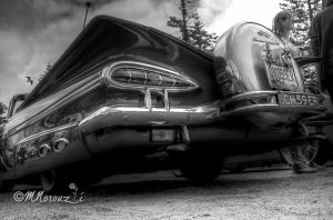 Vintage Car by mnoruzi