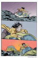 Wash Cycle Page 4 by TheSteveYurko