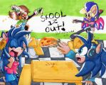CE: Food Fight! by Lolly-pop-girl732