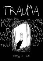Trauma poster by tintti81