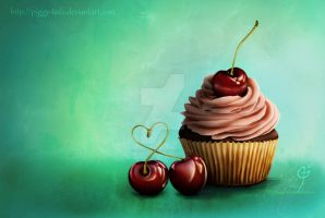 Cupcake DeLove by piggy-tails